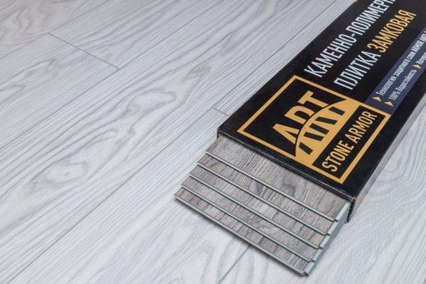 Плитка SPC – ARM 95, Граб Брюса